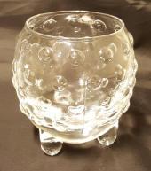 iittala kynttilänjalka lasi